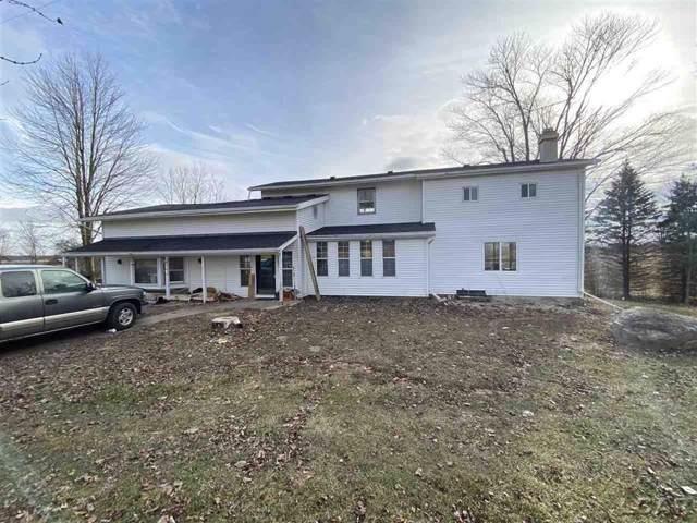 6741 W Gorman Rd, Dover Twp, MI 49279 (#56050003806) :: Springview Realty