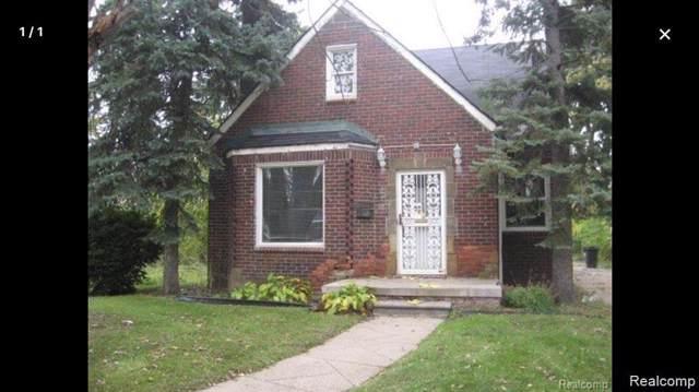 16878 Prevost Street, Detroit, MI 48235 (#2200004920) :: RE/MAX Classic