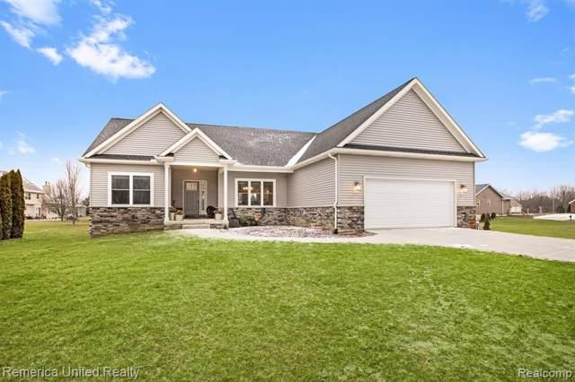 4450 Bryan Drive, Fenton Twp, MI 48451 (#2200004921) :: The Buckley Jolley Real Estate Team