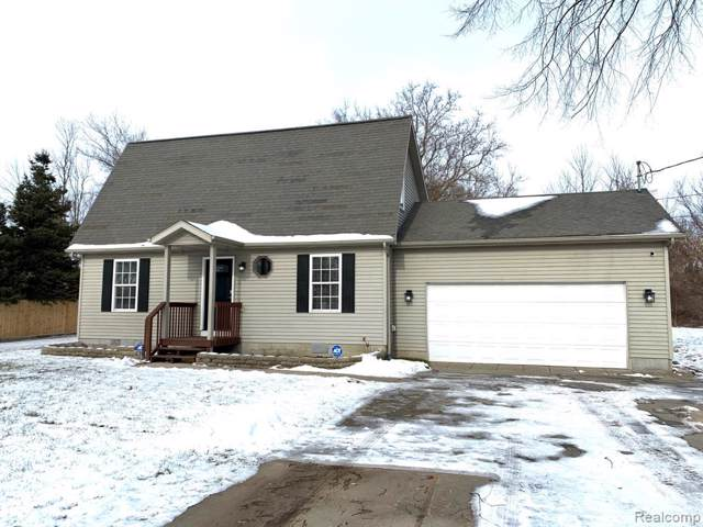 7115 Bellevue Drive, Chippewa Twp, MI 48858 (#2200004927) :: RE/MAX Classic