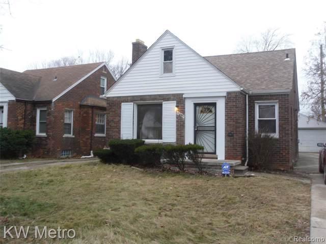 11839 Whitehill Street, Detroit, MI 48224 (#2200004943) :: Springview Realty