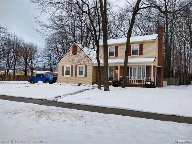 613 Larchmont Crt, Westland, MI 48185 (#2200004973) :: The Alex Nugent Team | Real Estate One