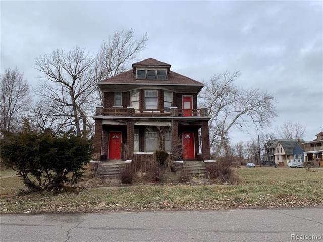 645 Westminster Street, Detroit, MI 48202 (#2200004984) :: The Alex Nugent Team | Real Estate One