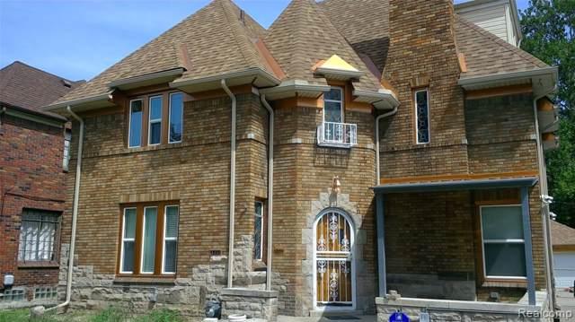 12332 Broadstreet Avenue, Detroit, MI 48204 (#2200005018) :: Duneske Real Estate Advisors
