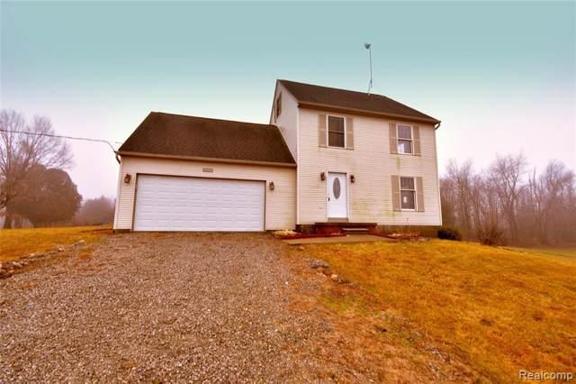 6063 Pheasant Ridge Drive, Conway Twp, MI 48836 (#2200005072) :: The Buckley Jolley Real Estate Team