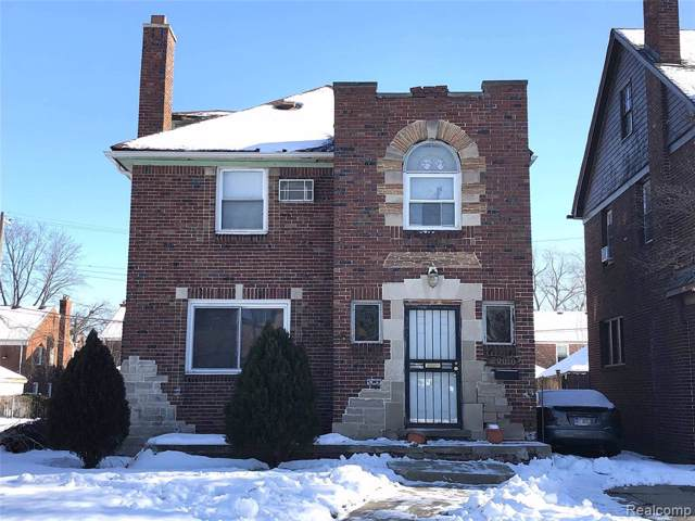 20010 Picadilly Road, Detroit, MI 48221 (#2200005078) :: The Buckley Jolley Real Estate Team