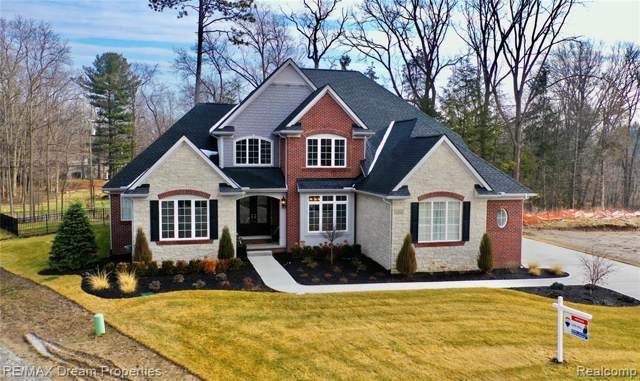 22621 Montebello Crt, Novi, MI 48375 (#2200005097) :: The Alex Nugent Team | Real Estate One