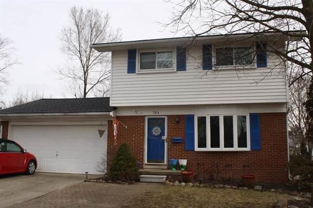 764 N Harris Street, Saline, MI 48176 (#543270736) :: GK Real Estate Team