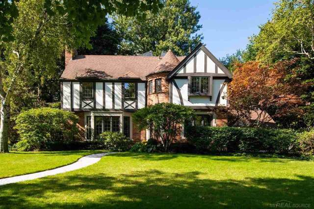 753 Grand Marais, Grosse Pointe Park, MI 48230 (#58050003840) :: The Alex Nugent Team | Real Estate One
