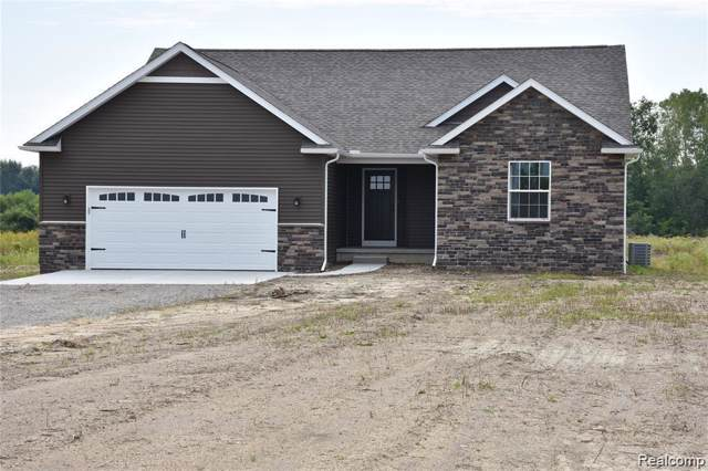 7060 Dryden Road, Almont Twp, MI 48003 (#2200005146) :: The Buckley Jolley Real Estate Team