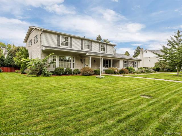 65 S Duval Road, Village of Grosse Pointe Shores, MI 48236 (#2200005154) :: The Alex Nugent Team | Real Estate One