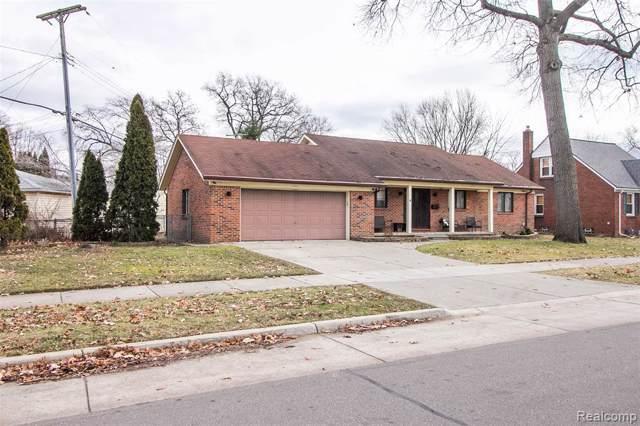 2701 Hubbard Street, Dearborn, MI 48124 (#2200005159) :: The Alex Nugent Team | Real Estate One