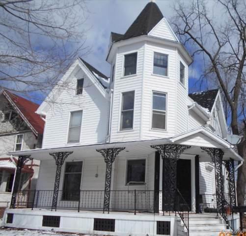 709 East Street, Flint, MI 48503 (#2200005160) :: GK Real Estate Team