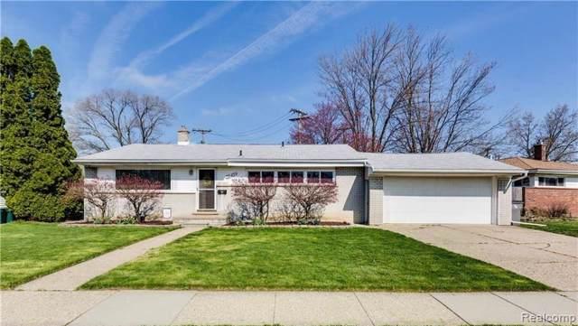 22459 Katzman Street, Clinton Twp, MI 48035 (#2200005164) :: The Buckley Jolley Real Estate Team