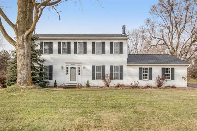5836 E Silo Ridge Drive, Pittsfield Twp, MI 48108 (#543270702) :: The Alex Nugent Team | Real Estate One