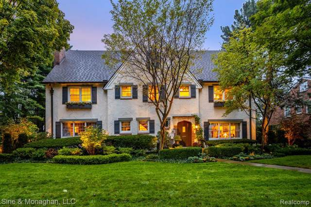 460 Lakeland Street, Grosse Pointe, MI 48230 (#2200005166) :: The Alex Nugent Team | Real Estate One