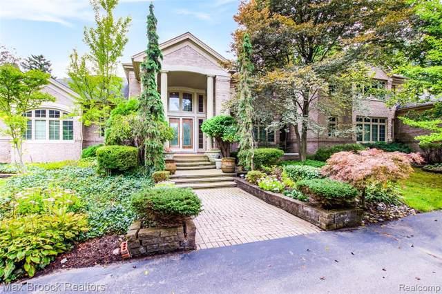 1250 Vaughan Road, Bloomfield Hills, MI 48304 (#2200005182) :: Keller Williams West Bloomfield