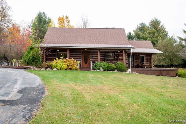 3144 W Maple Ridge Road, Clayton Twp, MI 48766 (#2200005190) :: The Buckley Jolley Real Estate Team