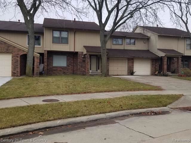 3118 Woods Circle, Detroit, MI 48207 (MLS #2200005197) :: The Toth Team