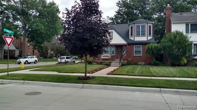 1044 N Elizabeth Street, Dearborn, MI 48128 (#2200005201) :: The Alex Nugent Team | Real Estate One