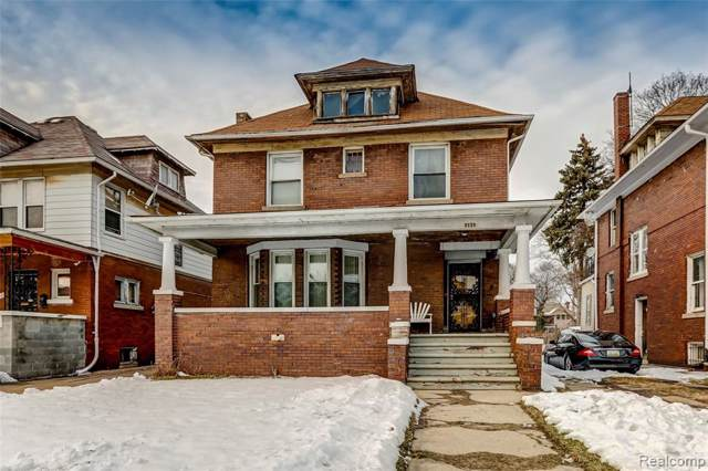 2228 Lothrop Street, Detroit, MI 48206 (#2200005205) :: RE/MAX Nexus