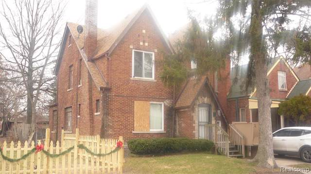 18460 Santa Rosa Drive, Detroit, MI 48221 (#2200005214) :: The Buckley Jolley Real Estate Team