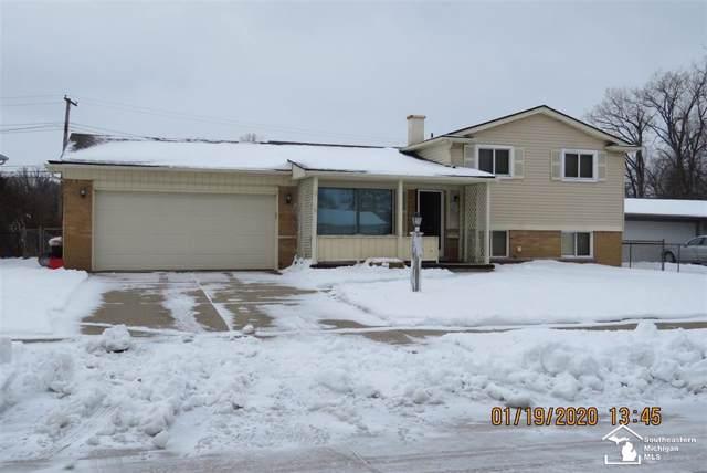 14643 Melvin Street, Livonia, MI 48154 (#57050003864) :: GK Real Estate Team