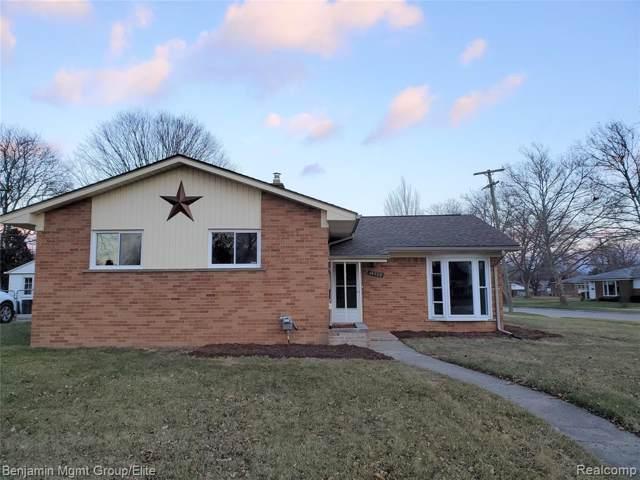 14308 Cardwell Street, Livonia, MI 48154 (#2200005231) :: The Buckley Jolley Real Estate Team