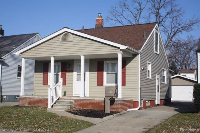 24360 New York Street, Dearborn, MI 48124 (#2200005244) :: The Alex Nugent Team | Real Estate One