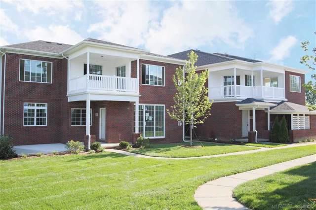 7006 Boulder Pointe Drive 96/16, Washington Twp, MI 48094 (#58050003873) :: The Alex Nugent Team | Real Estate One