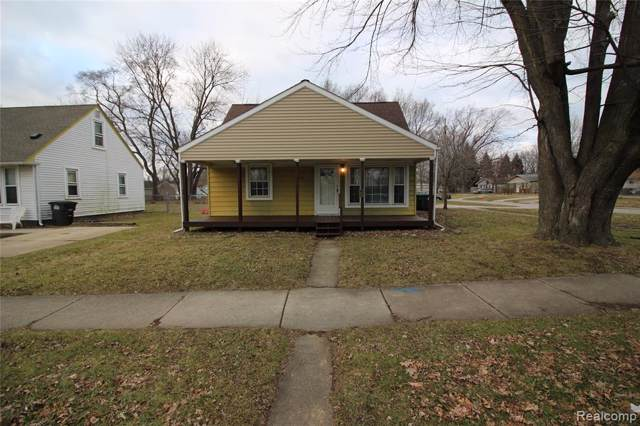 26812 Beverly Road, Taylor, MI 48180 (MLS #2200005255) :: The Toth Team