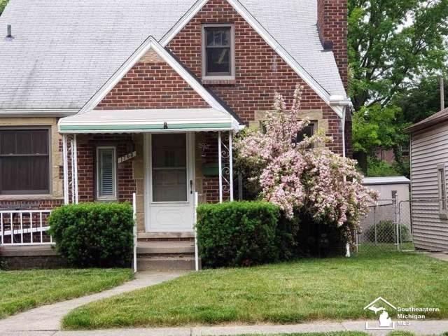 1705 N Rosevere Street, Dearborn, MI 48128 (#57050003870) :: The Alex Nugent Team | Real Estate One