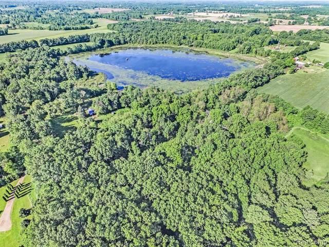 Parcel 2 W Lamoreaux Road, Iosco Twp, MI 48836 (#2200005274) :: The Buckley Jolley Real Estate Team