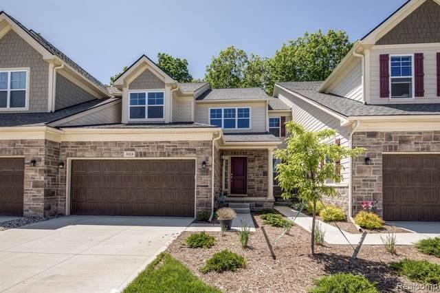 3064 N Spurway Drive #33, Ann Arbor, MI 48105 (#2200005292) :: The Alex Nugent Team   Real Estate One