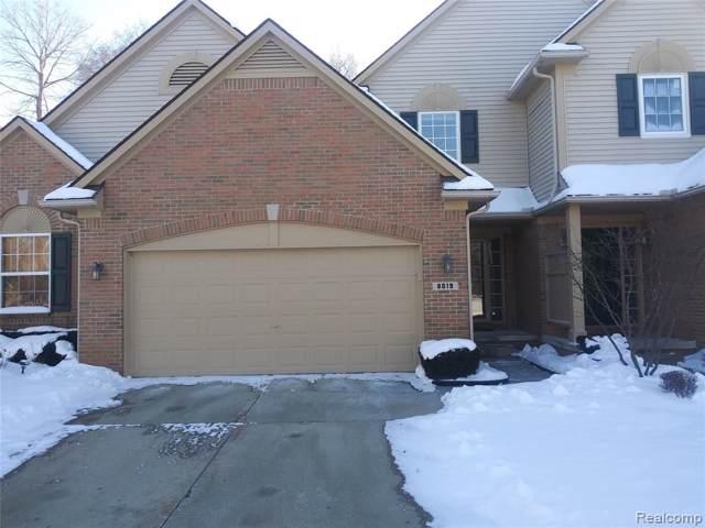 8019 Springdale Drive #13, White Lake Twp, MI 48386 (#2200005308) :: The Alex Nugent Team | Real Estate One