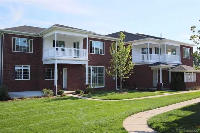6998 Boulder Pointe Drive 94/16, Washington Twp, MI 48094 (#58050003889) :: The Alex Nugent Team | Real Estate One
