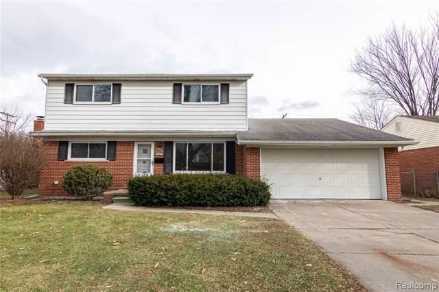 14154 Hubbell Street, Livonia, MI 48154 (#2200005321) :: GK Real Estate Team