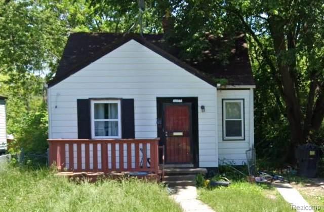 12906 Faust Avenue, Detroit, MI 48223 (#2200005346) :: BestMichiganHouses.com