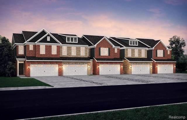 43637 Prospect Lane #104, Novi, MI 48375 (#2200005360) :: The Alex Nugent Team | Real Estate One