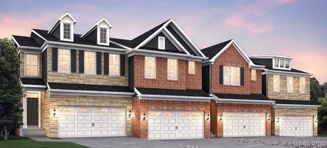 24792 Ivy Lane #098, Novi, MI 48375 (#2200005367) :: The Alex Nugent Team | Real Estate One