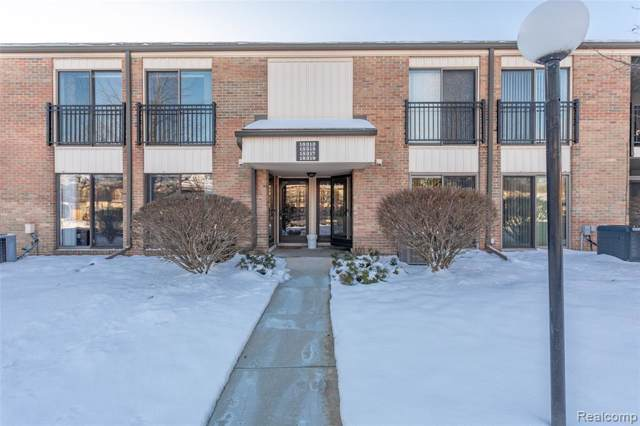18315 University Park Drive, Livonia, MI 48152 (#2200005368) :: The Alex Nugent Team | Real Estate One