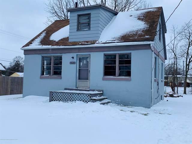 4628 Pleasant Grove Road, Lansing, MI 48910 (#630000243680) :: The Alex Nugent Team   Real Estate One