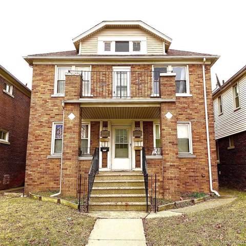 5940 Appoline Street, Dearborn, MI 48126 (#2200005383) :: The Alex Nugent Team | Real Estate One