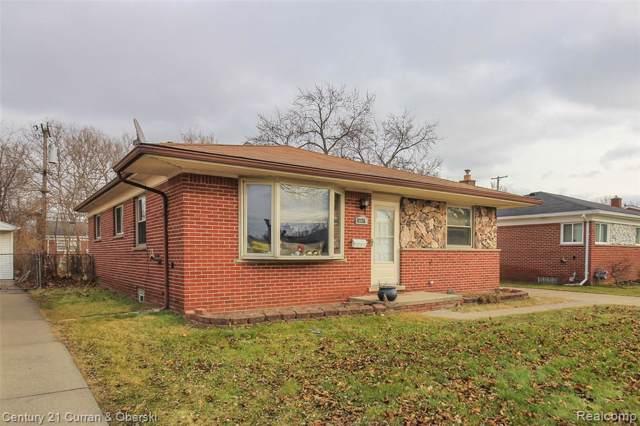 8726 Evangeline St, Dearborn Heights, MI 48127 (#2200005520) :: RE/MAX Nexus