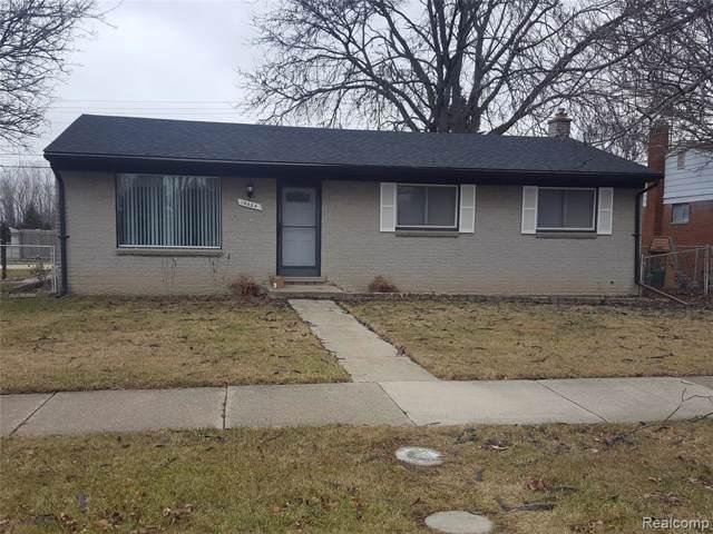 14454 Allen Road Road, Taylor, MI 48180 (#2200005584) :: The Buckley Jolley Real Estate Team