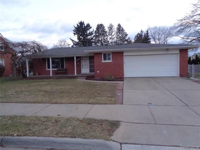 23621 Penn Street, Dearborn, MI 48124 (#2200005654) :: The Buckley Jolley Real Estate Team