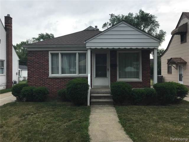 24071 Chicago Street, Dearborn, MI 48124 (#2200005717) :: The Buckley Jolley Real Estate Team