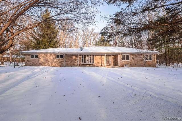 550 Adrienne Lane, Scio Twp, MI 48103 (MLS #2200005741) :: The Toth Team