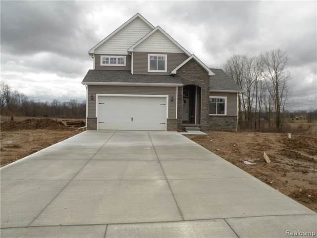 2825 Clivedon Road, Marion Twp, MI 48843 (#2200005753) :: The Buckley Jolley Real Estate Team