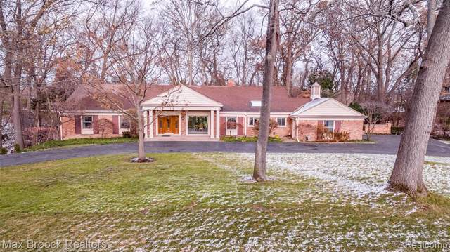 644 Bennington Drive, Bloomfield Hills, MI 48304 (#2200005831) :: Keller Williams West Bloomfield